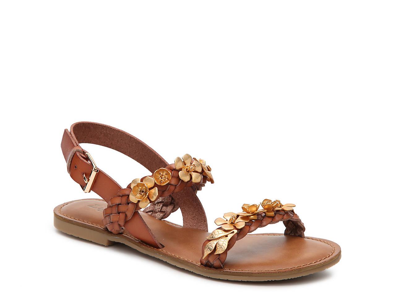 af90aa648a43 Zigi Soho Brya Flat Sandal Women s Shoes
