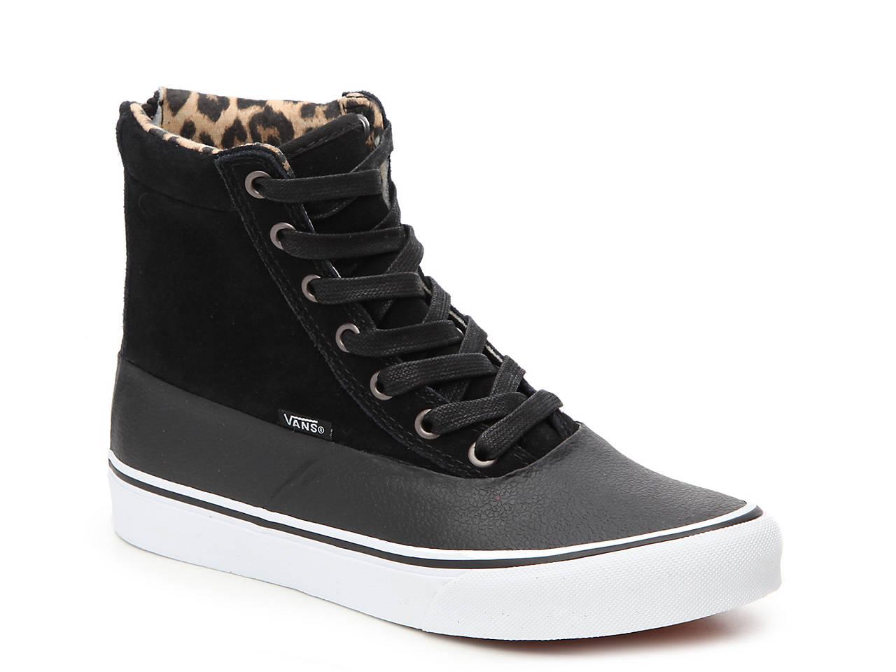 9014b15fb09b90 Vans Camden Hi Zipper High-Top Sneaker - Women s Men s Shoes