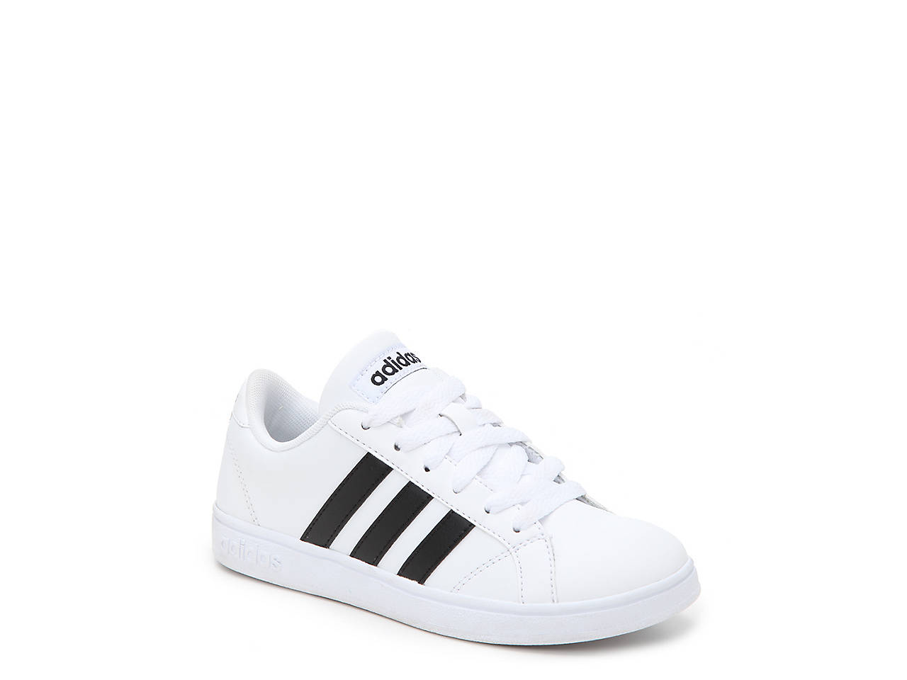 465019afbb9d adidas Baseline Toddler   Youth Sneaker Kids Shoes
