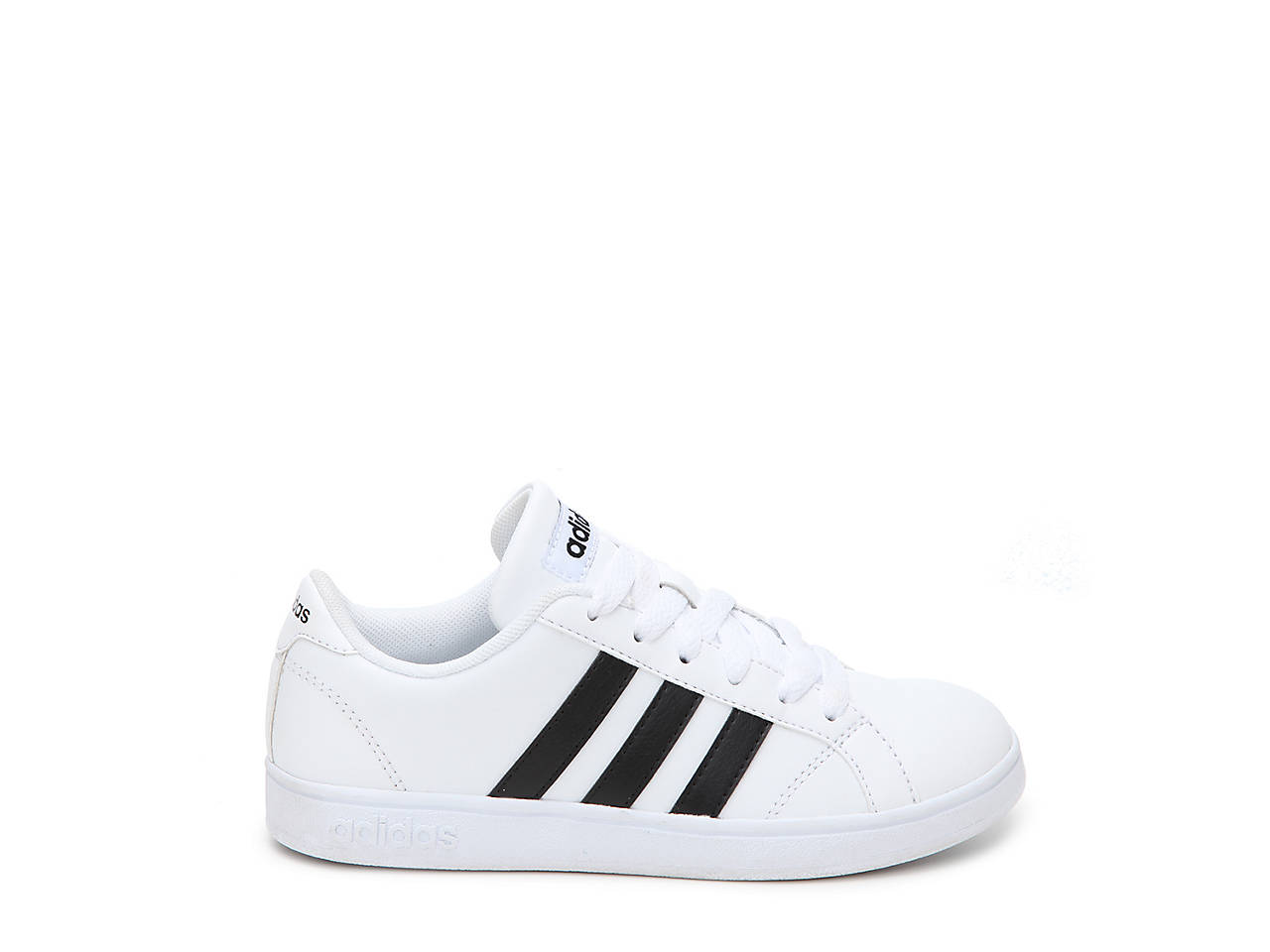 daaf4ea25572 adidas Baseline Toddler   Youth Sneaker Kids Shoes