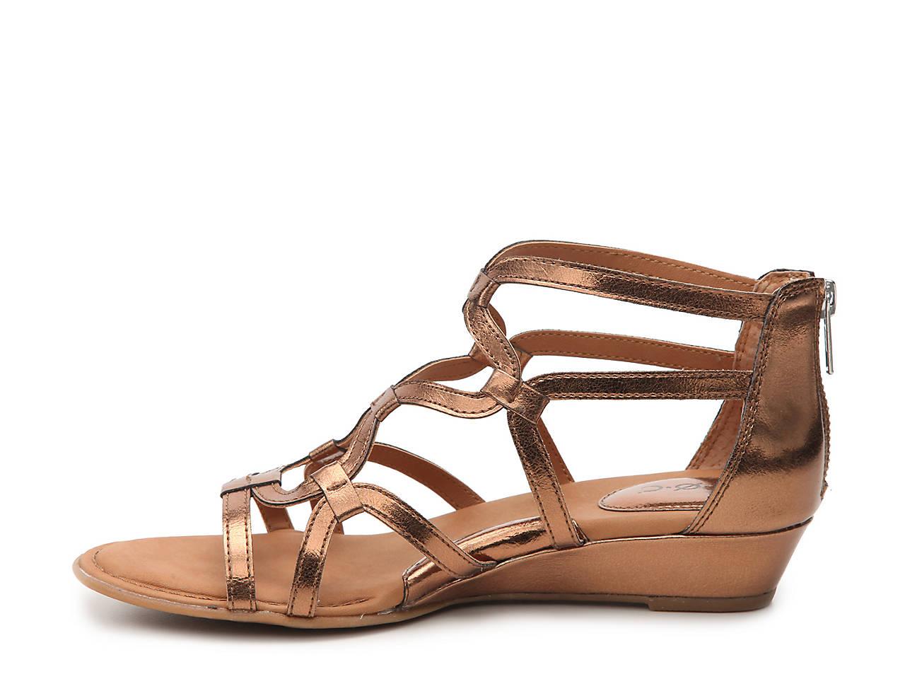 00e8b562296b b.o.c Pawel Wedge Gladiator Sandal Women s Shoes