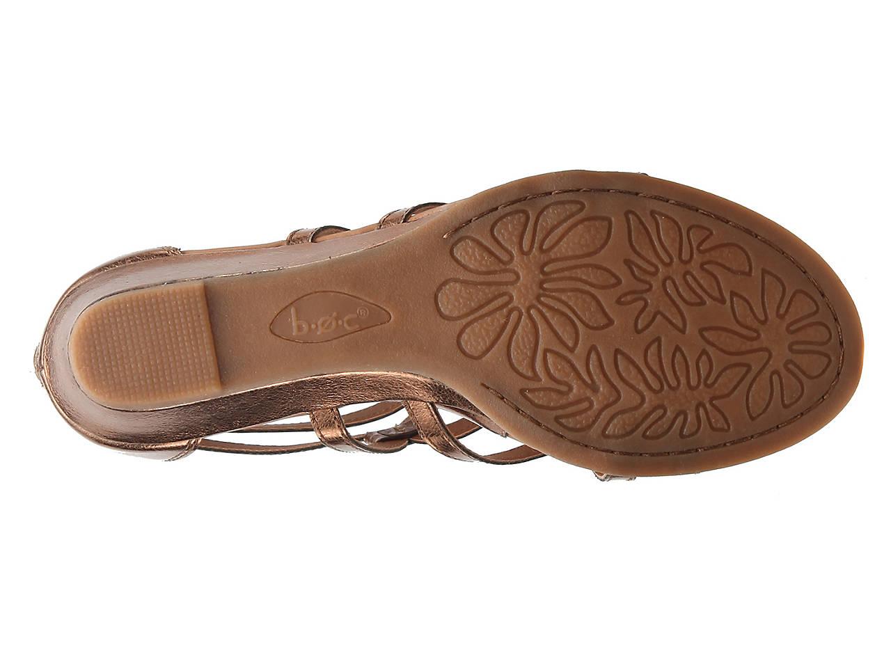 bacc32078528 b.o.c Pawel Wedge Gladiator Sandal Women s Shoes