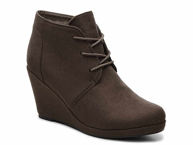 1ce53b15bbc7 Selected Unselected. Journee Collection. Enter Wedge Bootie.  54.99. Comp.  value  95.00