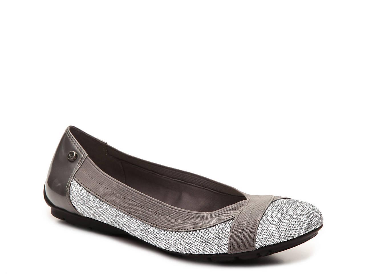 c45aad1aef5 Anne Klein Sport Insure Ballet Flat Women s Shoes