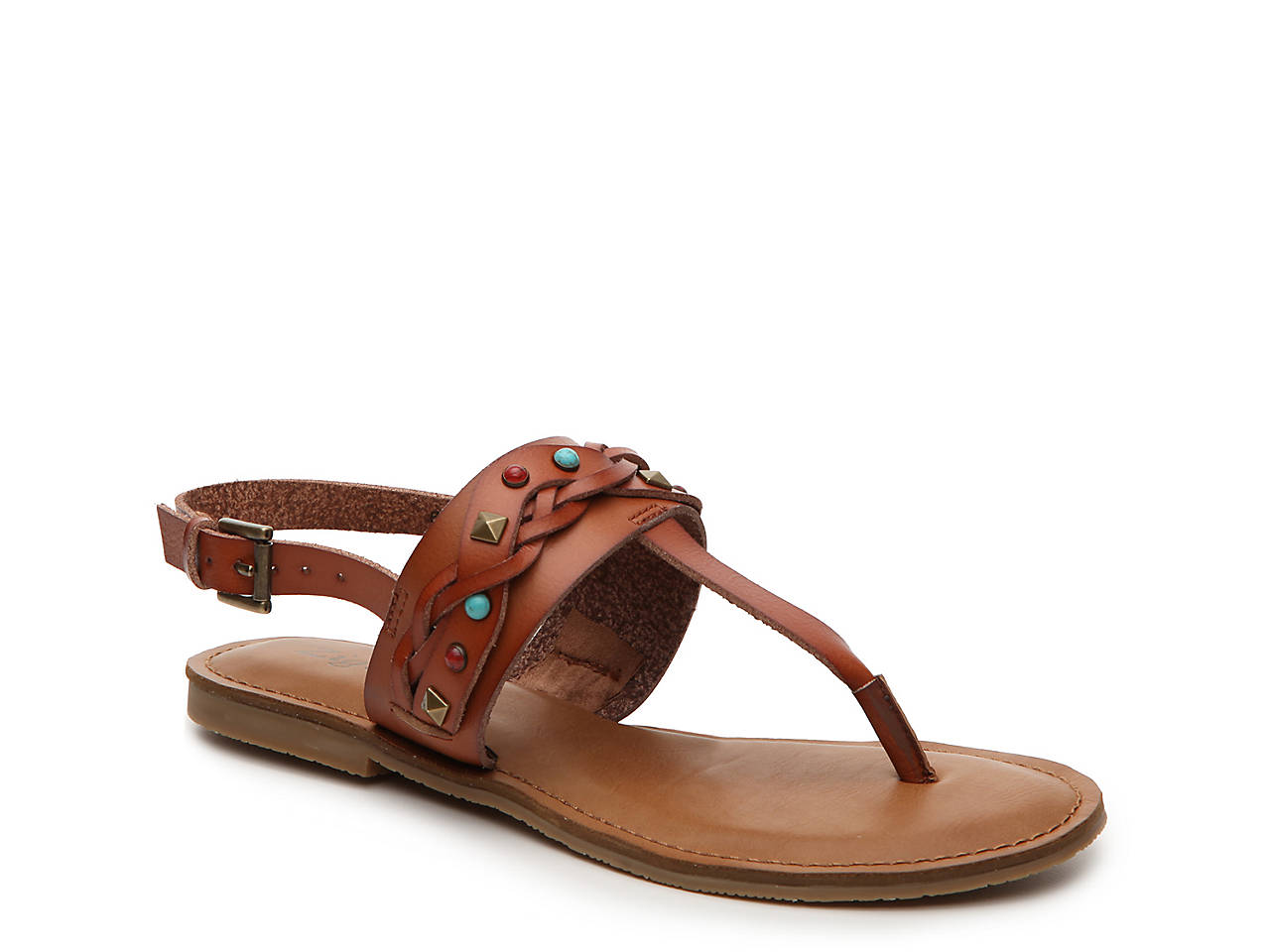 Bevelyn Flat Sandal