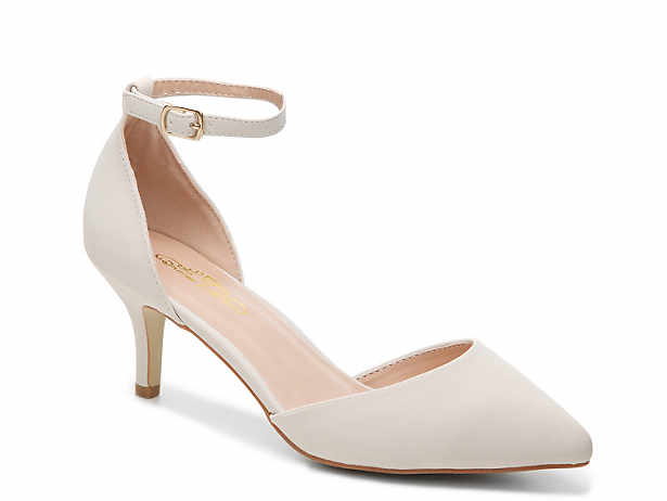 cdd9194f1c Journee Collection Luela Pump Women's Shoes | DSW