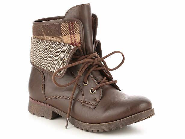 Women's Combat & Lace-Up Boots | DSW