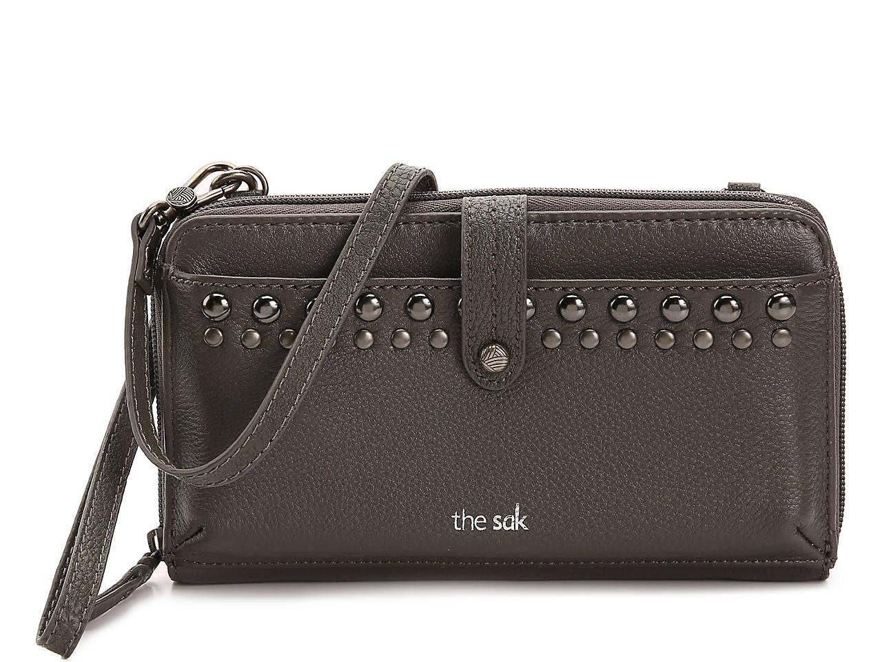 fbe371921e85 The Sak Iris Leather Wallet Women s Handbags   Accessories