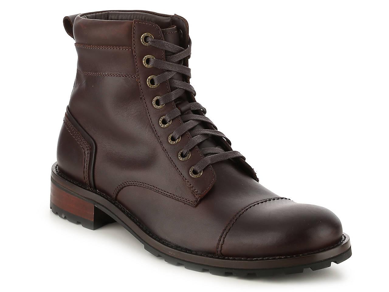 fa043a874d0 Reese Cap Toe Boot