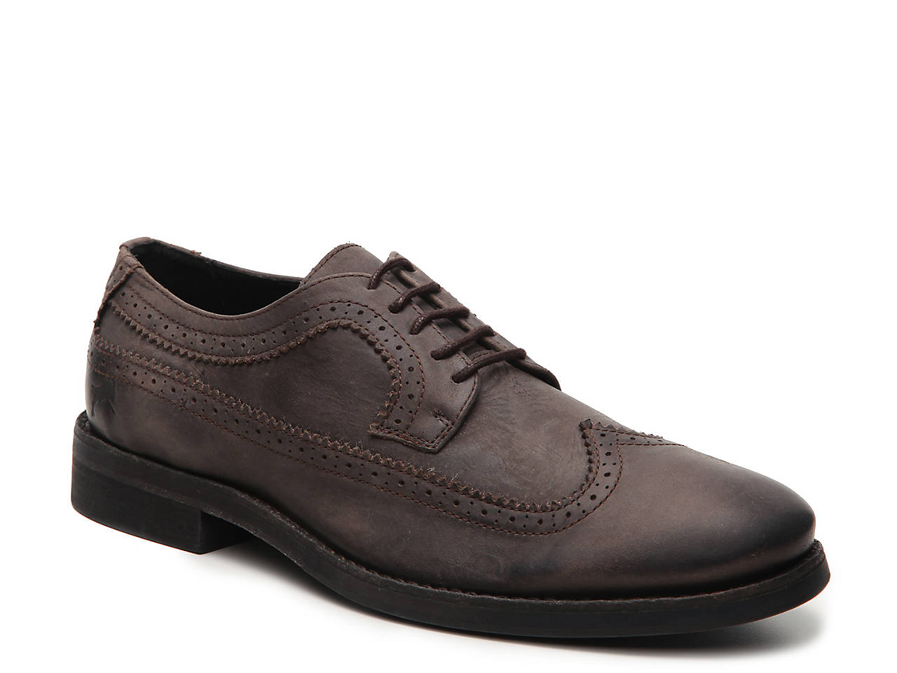 Free Shipping For Cheap Buy Cheap Fast Delivery Star Brogue Wingtip Leather Oxfords Discount Visa Payment View Cheap Supply UBdslxlA