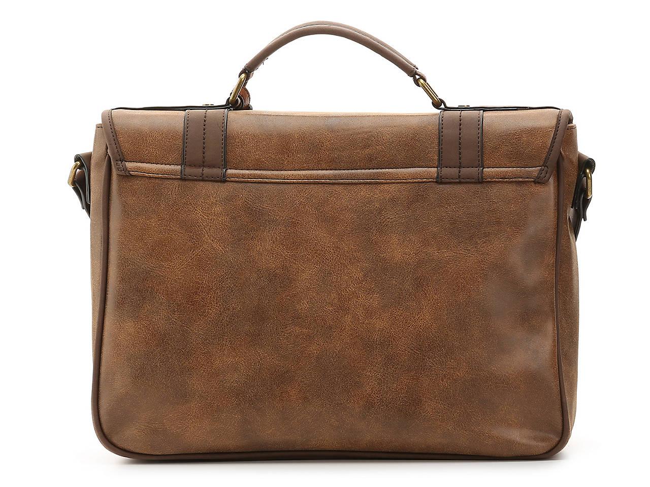 d64b253afae5 Aldo Unelan Buckle Messenger Bag Men s Handbags   Accessories