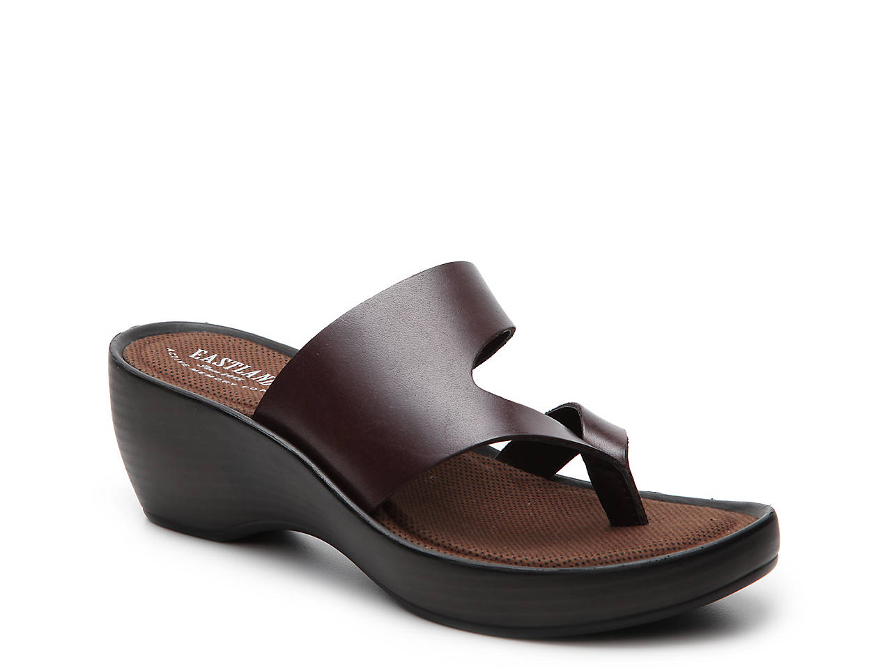Eastland Laurel Wedge Sandal Women S Shoes Dsw
