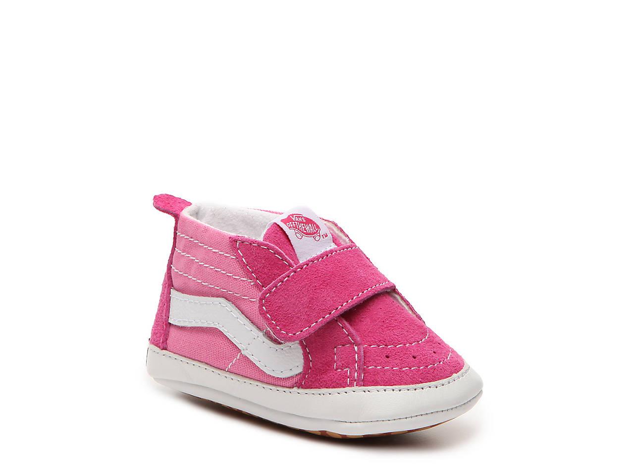 0bbc94a80b Vans Sk8 Infant Crib Shoe Kids Shoes