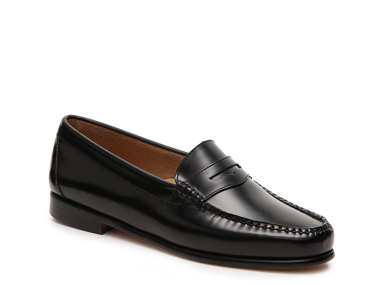 G.H. Bass and Co. Whitney Leather Penny Loafer or0PK