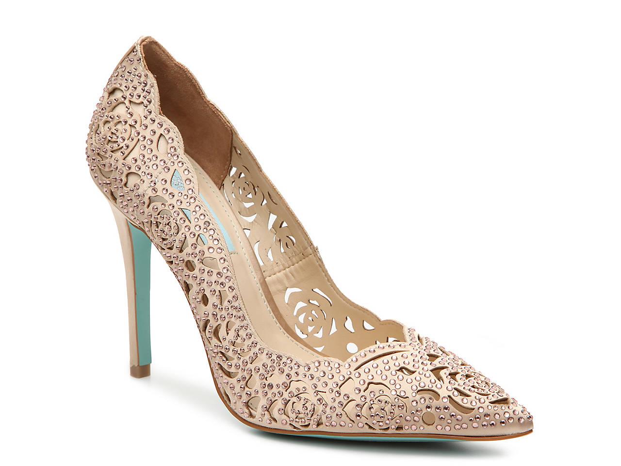 Betsey Johnson Emili Pump Women s Shoes  346c4d591