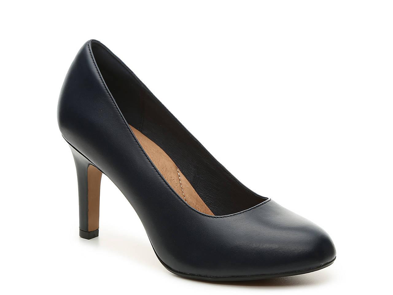 ec2067e145f Clarks Heavenly Star Pump Women s Shoes