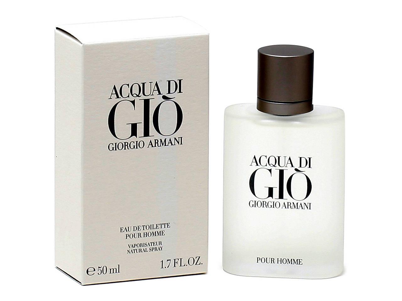 Giorgio Armani Fragrance Aqua Di Gio Eau De Toilette Spray Mens