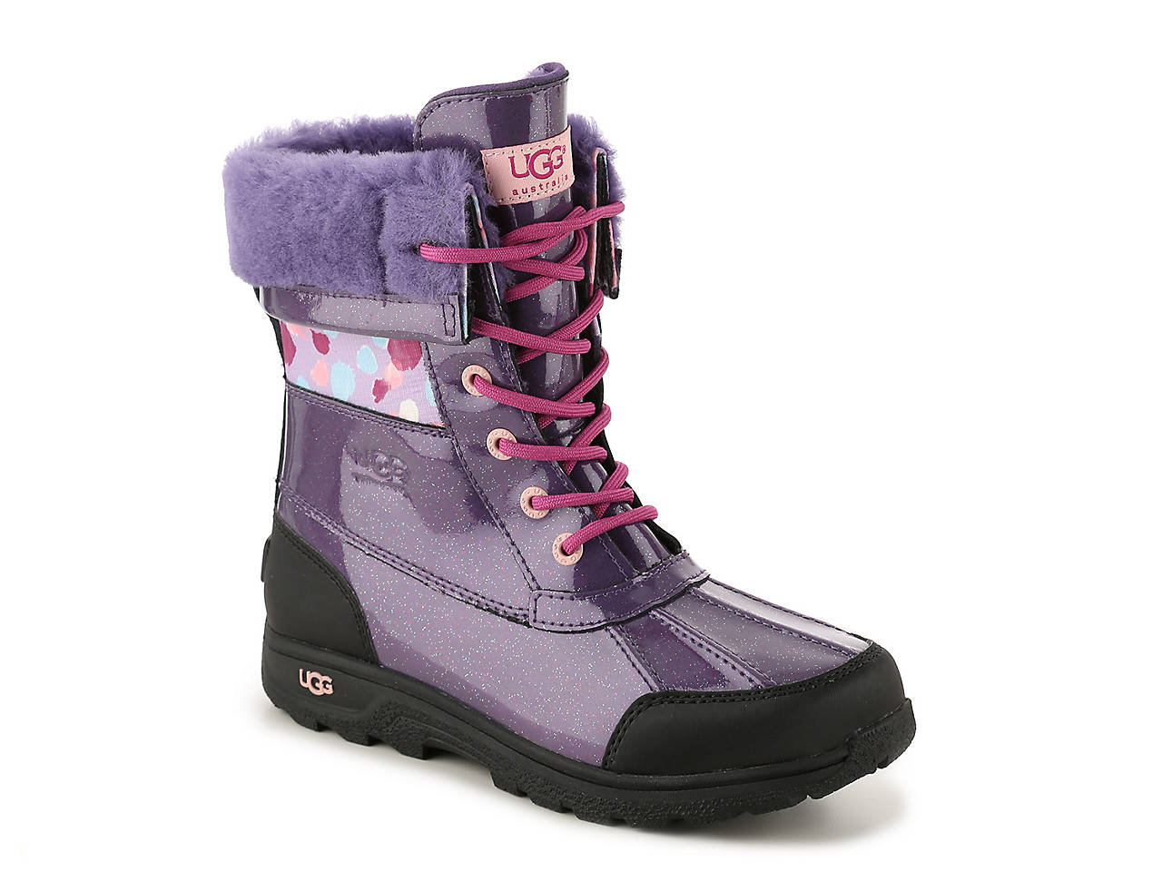 Butte II Youth Snow Boot