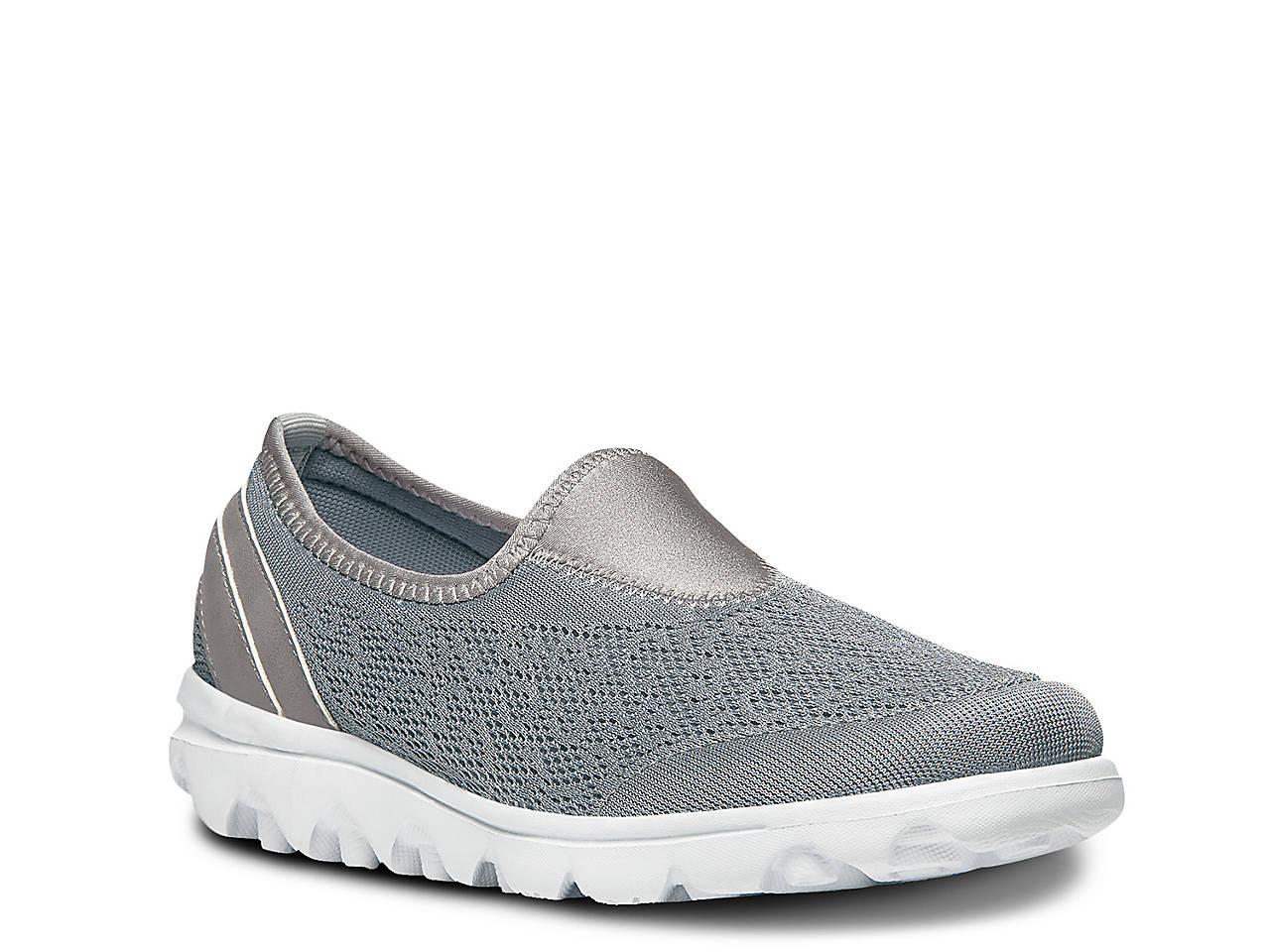 f2edf7caa99 Propet Travel Slip-On Sneaker Women's Shoes | DSW