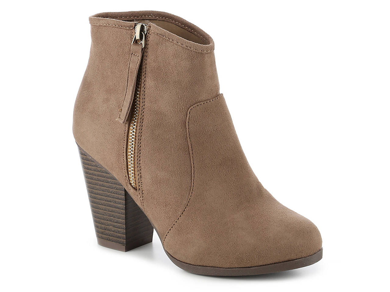 608e23b8952 Journee Collection Link Bootie Women s Shoes