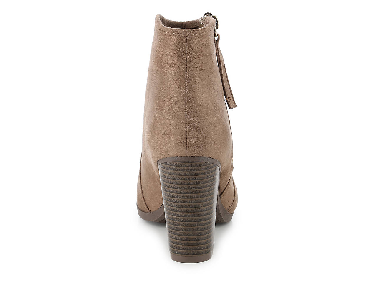 de2585ebff2d Journee Collection Link Bootie Women s Shoes