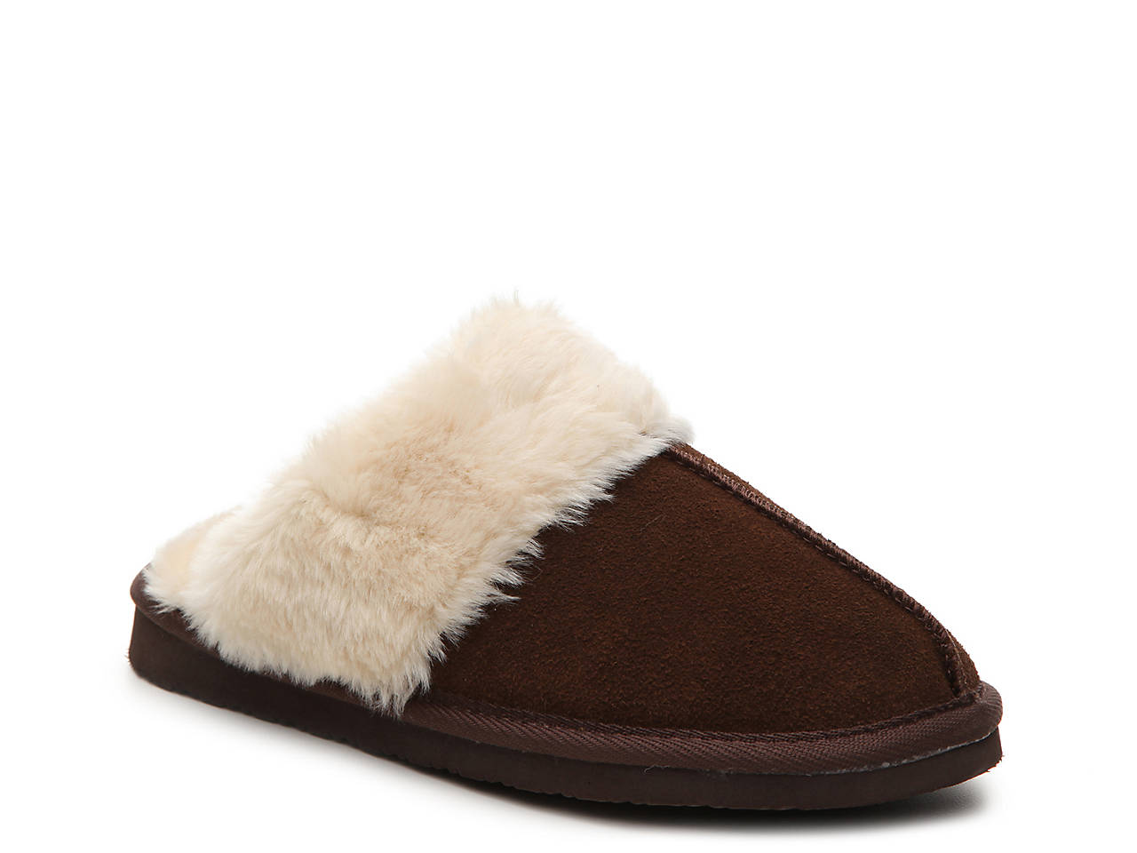912a59d07523 Minnetonka Chesney Slide Slipper Women's Shoes | DSW