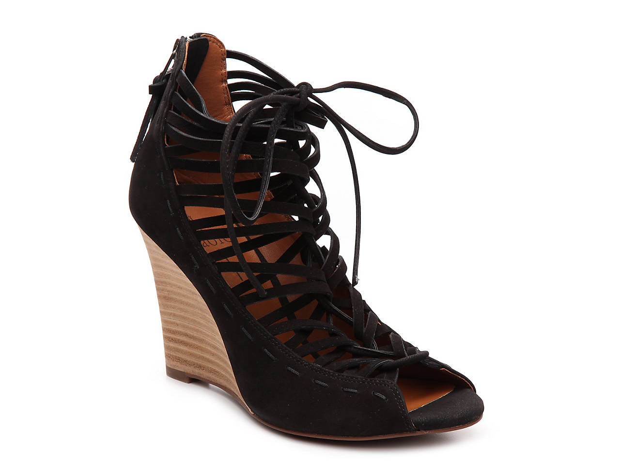 82a6aec63188 Linea Paolo Willow Wedge Pump Women s Shoes