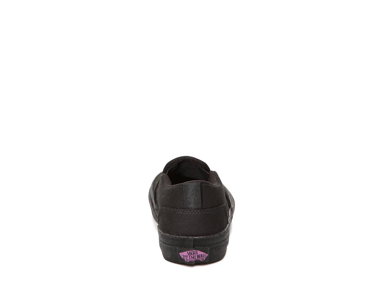 d2efd369fc1 Vans Asher Glitter Toddler   Youth Slip-On Sneaker Kids Shoes