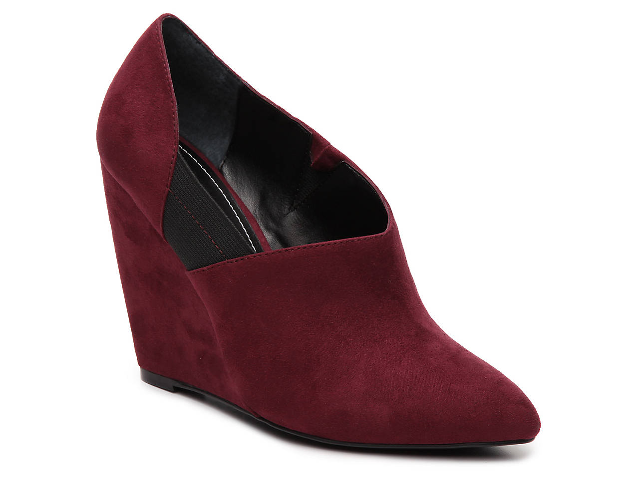 Charles by Charles David Illy Suede Wedges