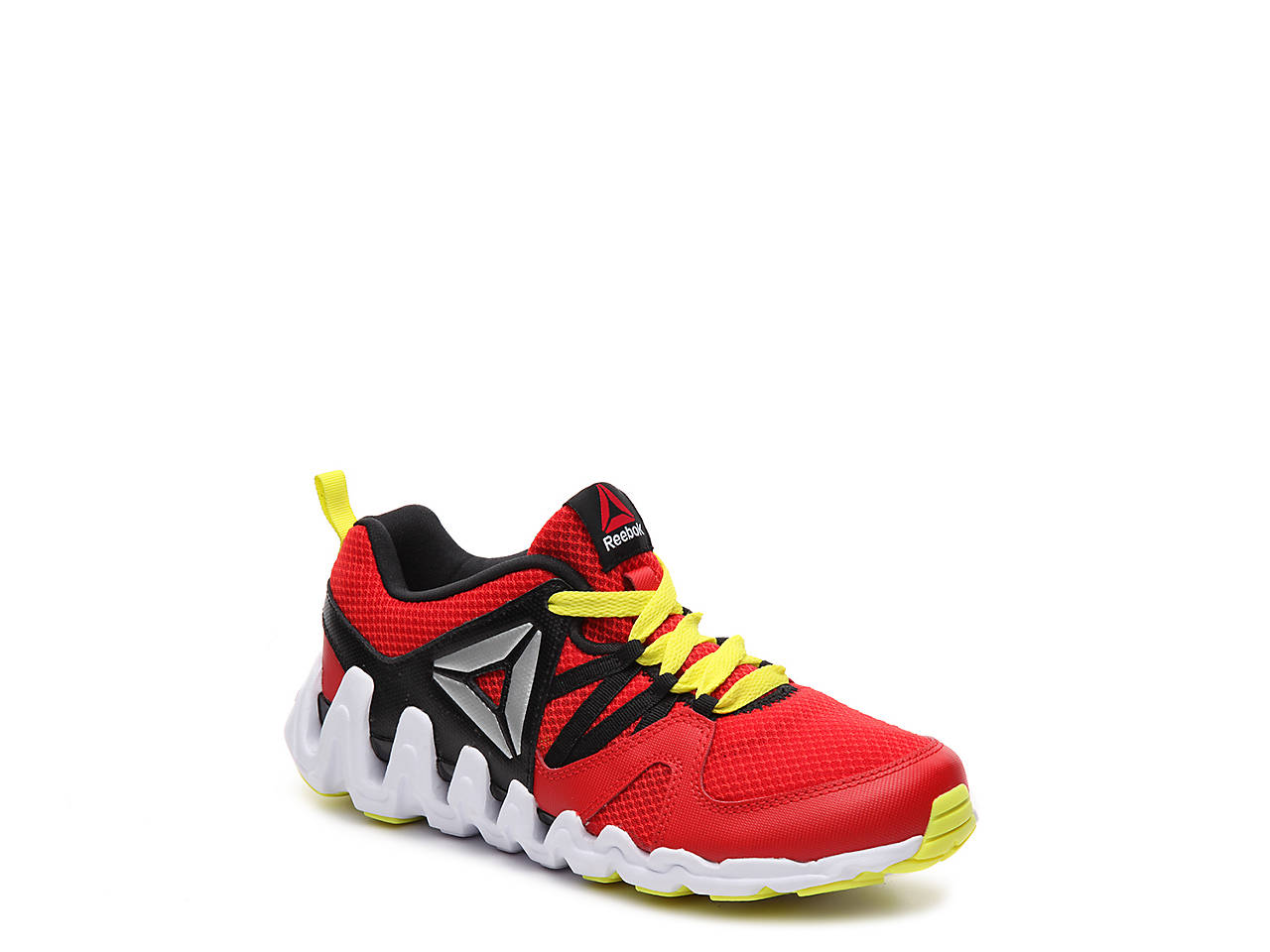 6feaa0a662e2 Reebok Zig Big N  Fast Fire Youth Running Shoe Kids Shoes