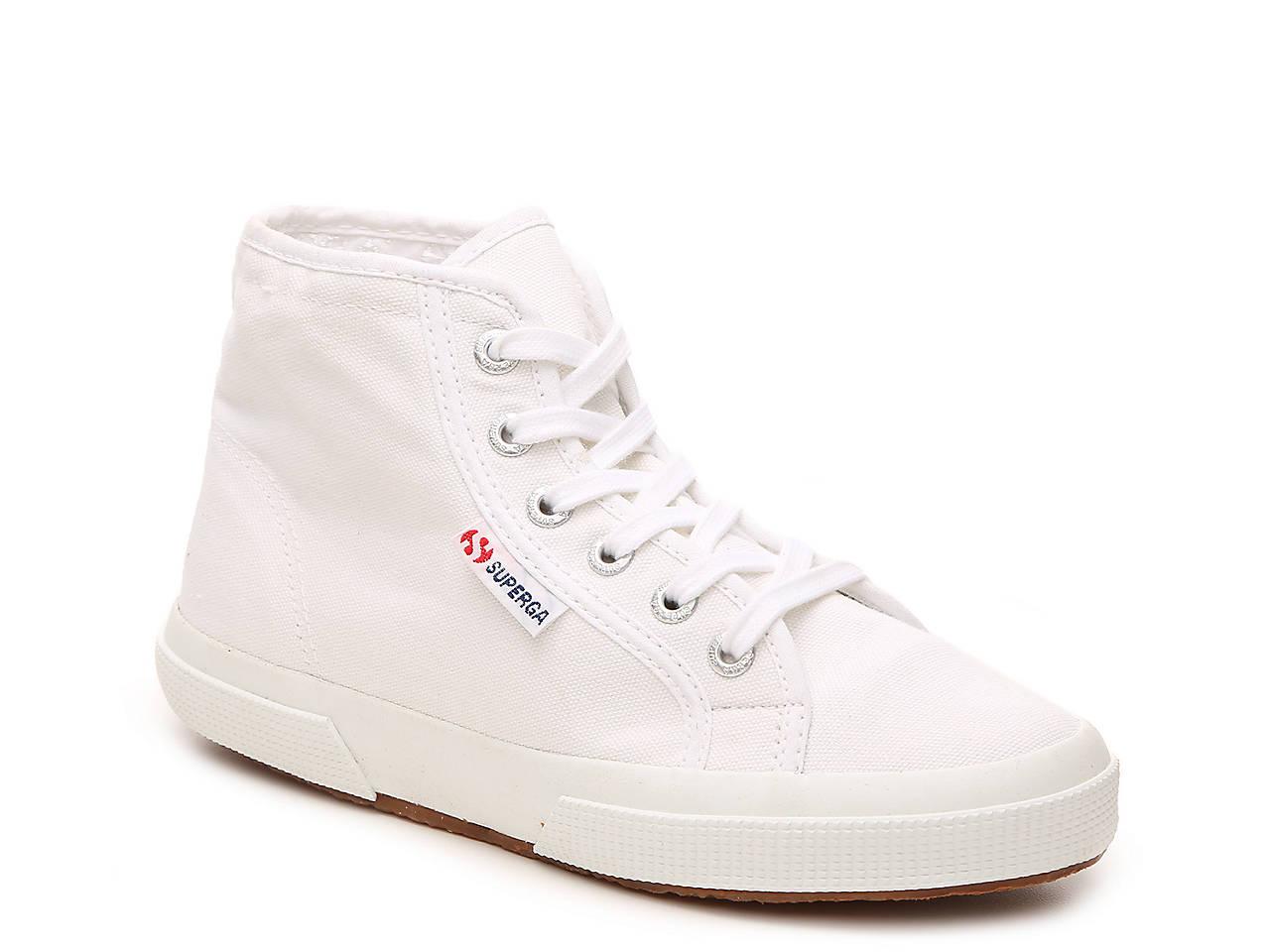 eac4a05cef65 Superga 2095 Canvas High-Top Sneaker Women s Shoes
