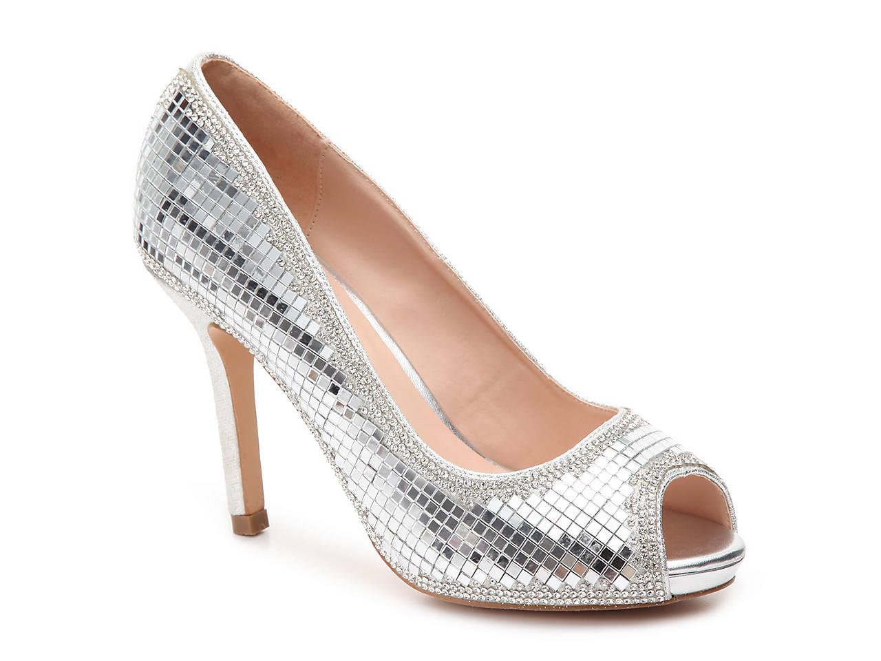 9064cc71e9 Lauren Lorraine Pauline Platform Pump Women's Shoes | DSW