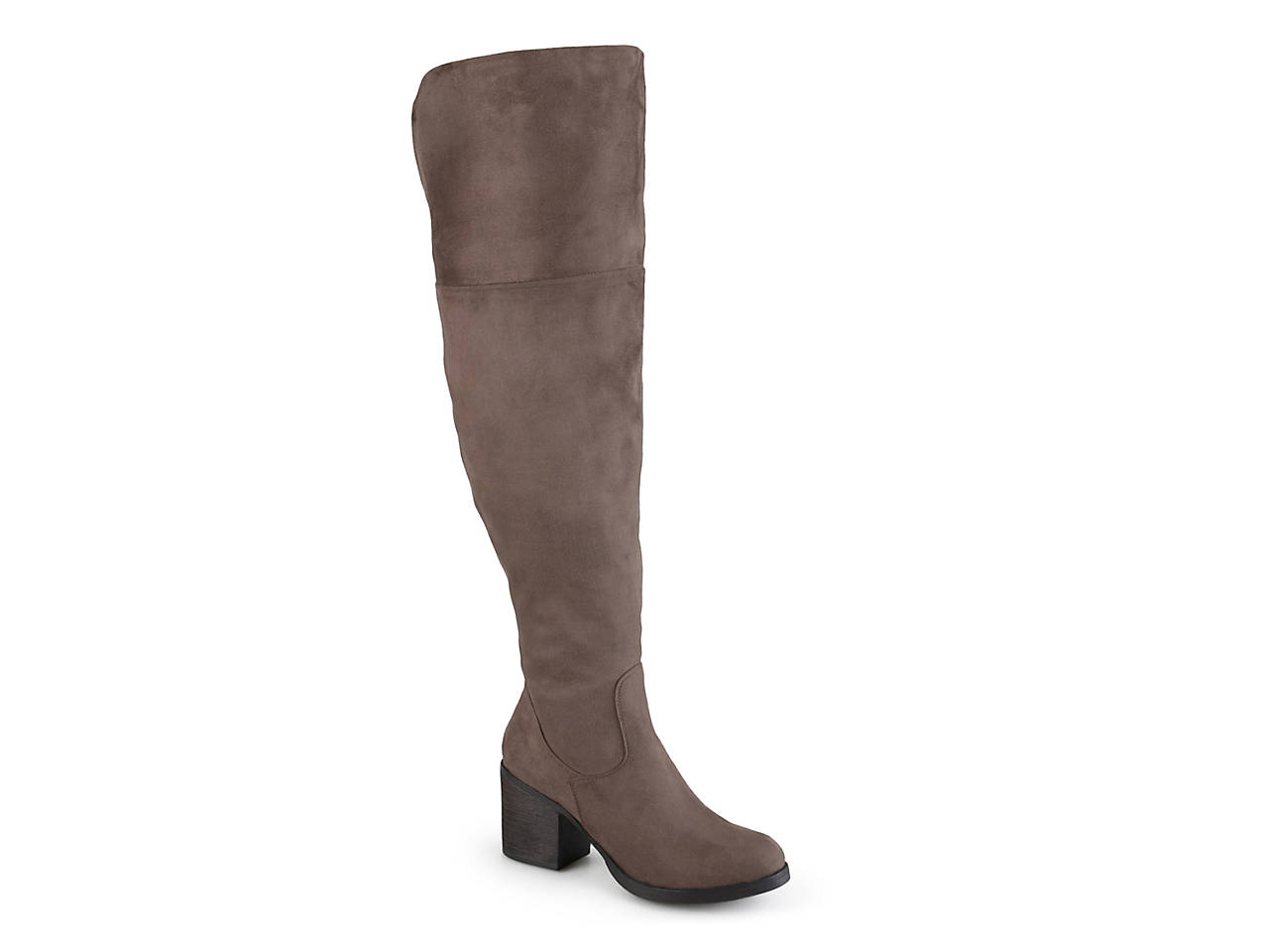 1b24a29cb0a Sana Wide Calf Thigh High Boot