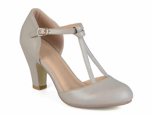 34d59ada686f Journee Collection Gadot Pump Women s Shoes