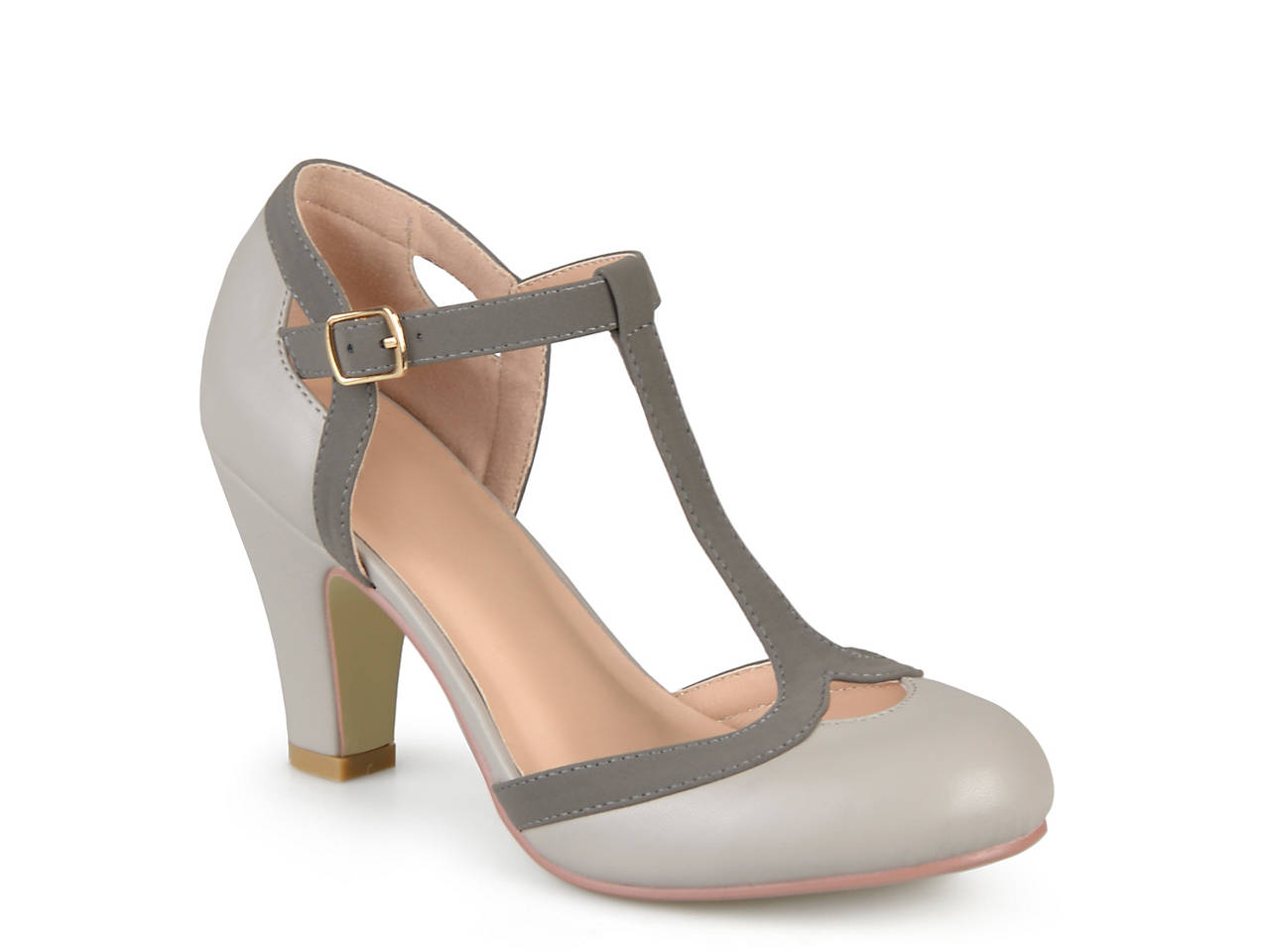 3cfc5c1f914 Journee Collection Olina Pump Women s Shoes