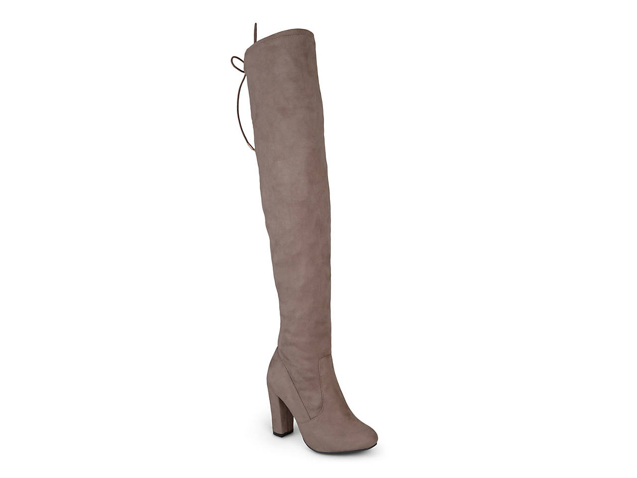 85149deaeaf Journee Collection Maya Wide Calf Thigh High Boot Women s Shoes