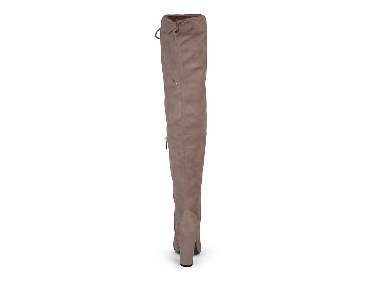 4c344aad5 Journee Collection Maya Wide Calf Thigh High Boot Women's Shoes | DSW