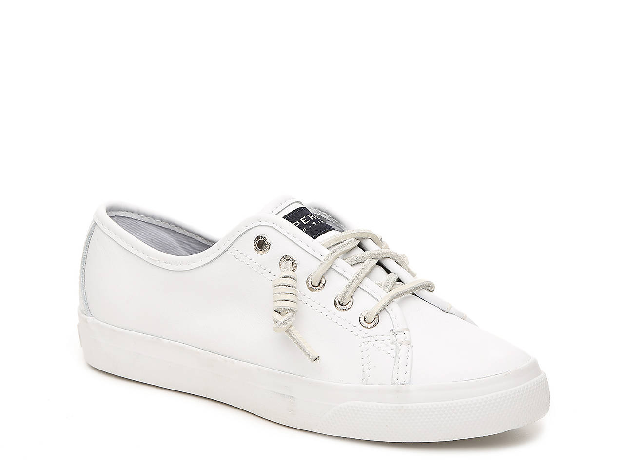 Sperry Top-Sider Pier View Leather Slip-On Sneaker Women s Shoes  ac65ec8fa