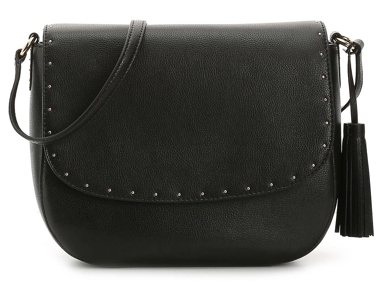 Cobden Leather Crossbody Bag