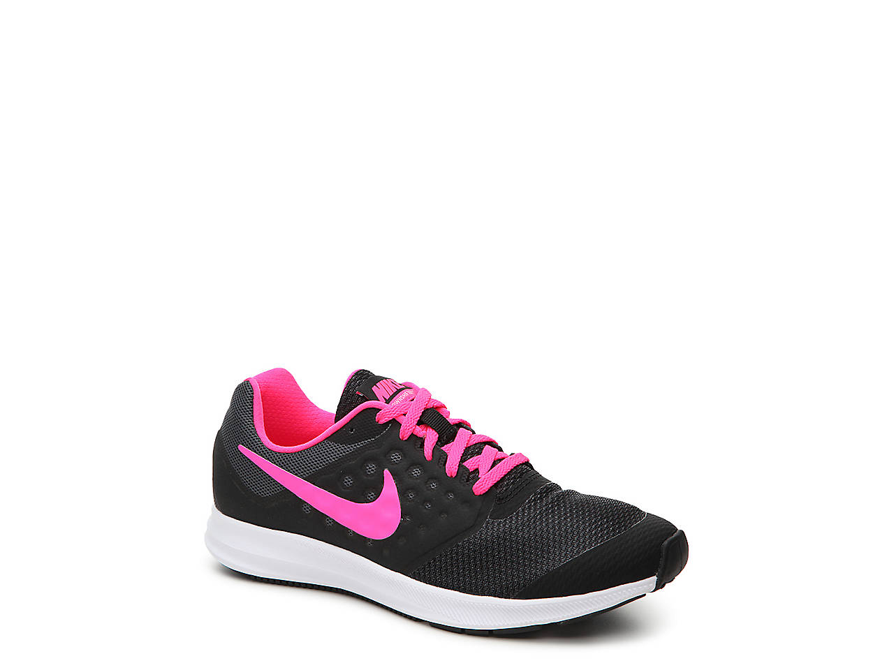 ef0a78ad93899 Nike Downshifter 7 Youth Running Shoe Kids Shoes