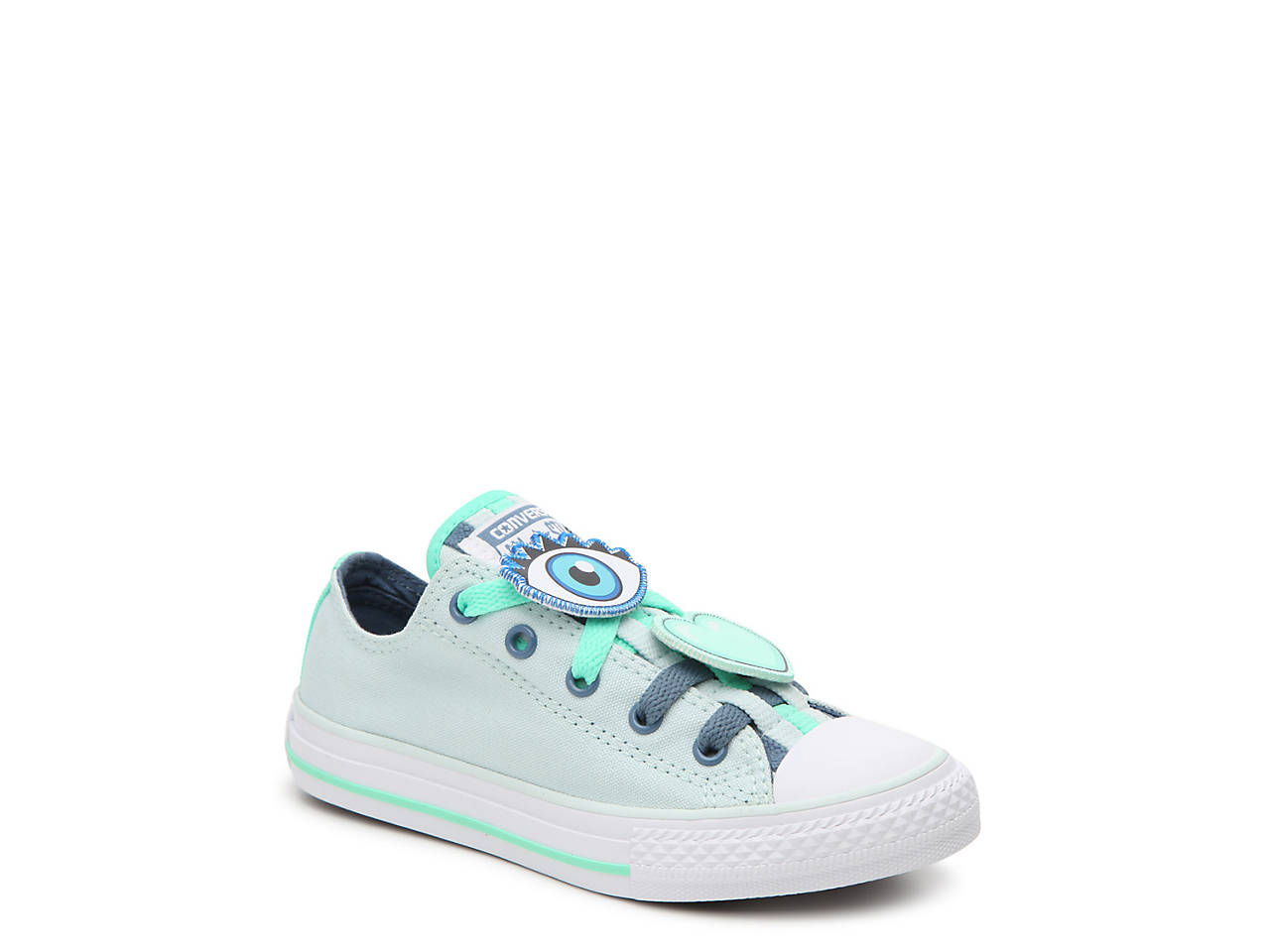 1e56b0ff763647 Converse Chuck Taylor All Star Loopholes Toddler   Youth Sneaker ...