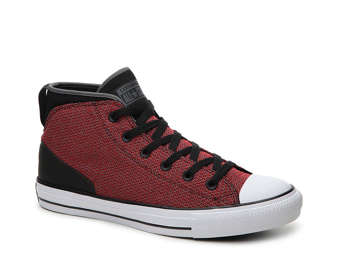 Chuck Taylor All Star Syde Street Woven High Top Sneaker Men's