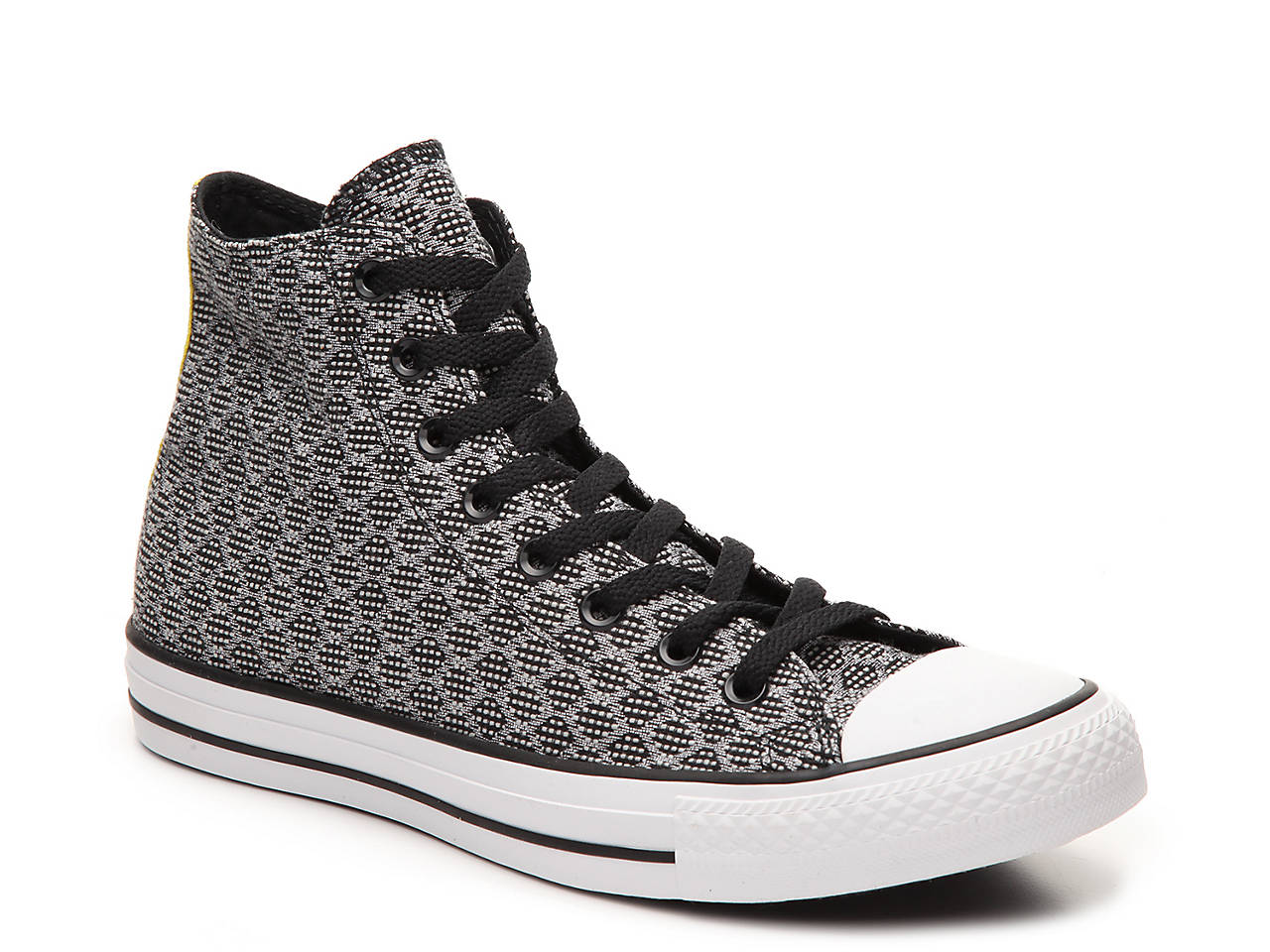 e4bc7cd9b07c Converse Chuck Taylor All Star Woven High-Top Sneaker - Men s Men s ...