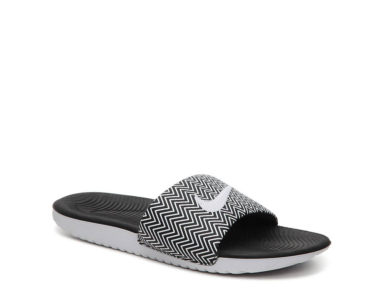 be19b830e Nike Kawa Print Slide Sandal - Women's Women's Shoes | DSW