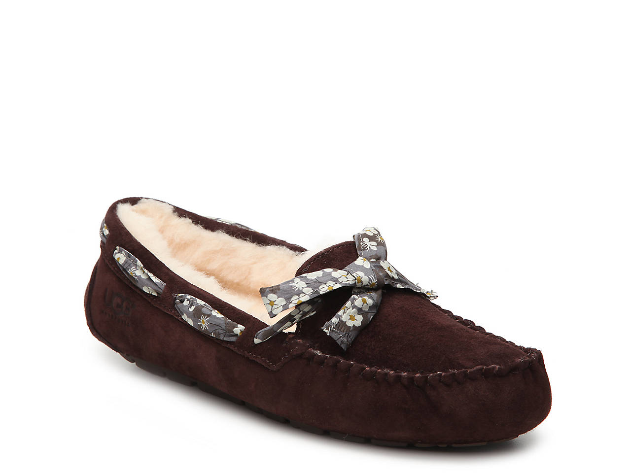 UGG Australia Suede Dakota Loafers