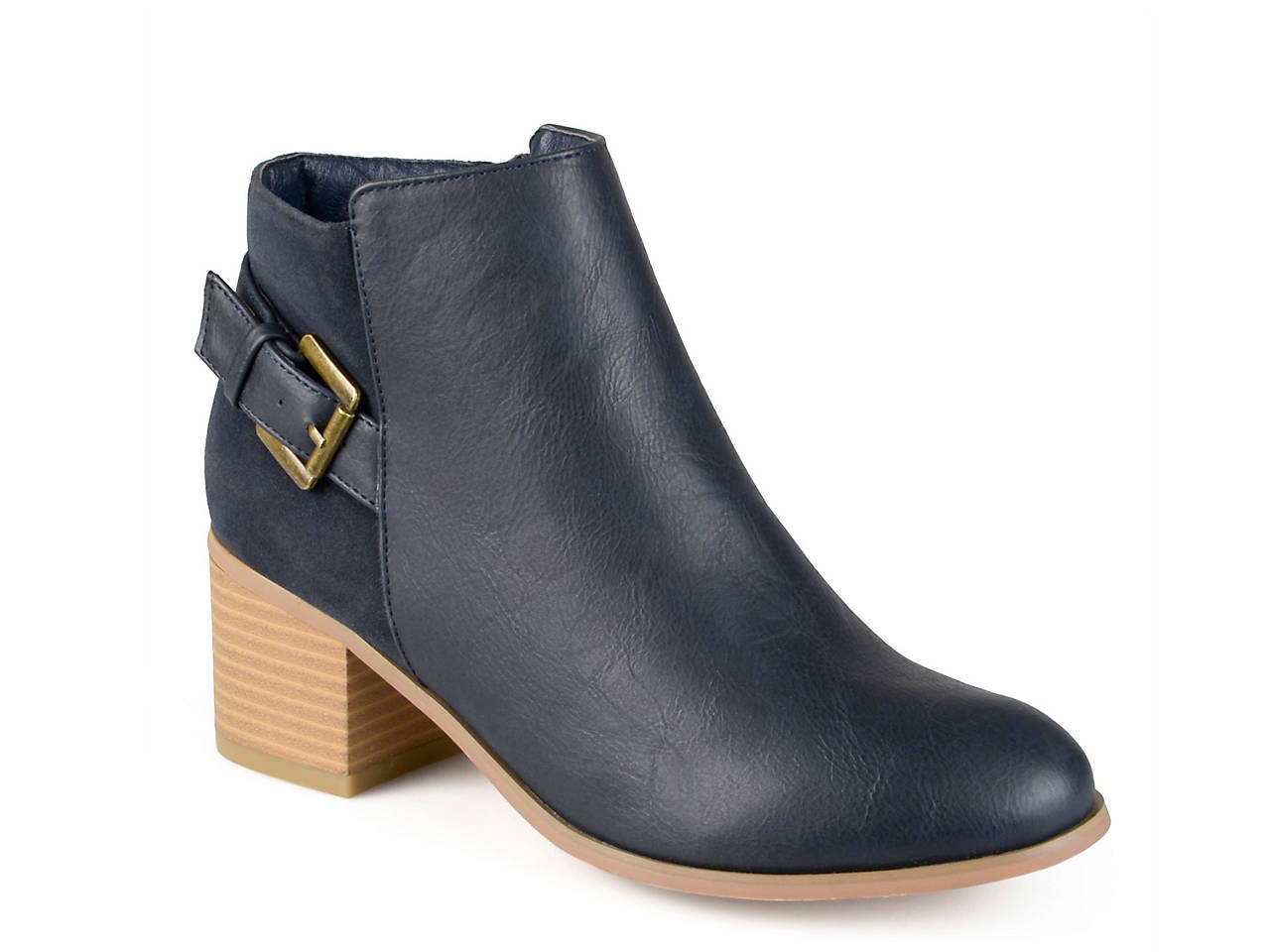 Journee Collection Teegan ... Women's Ankle Boots 8pCQ6