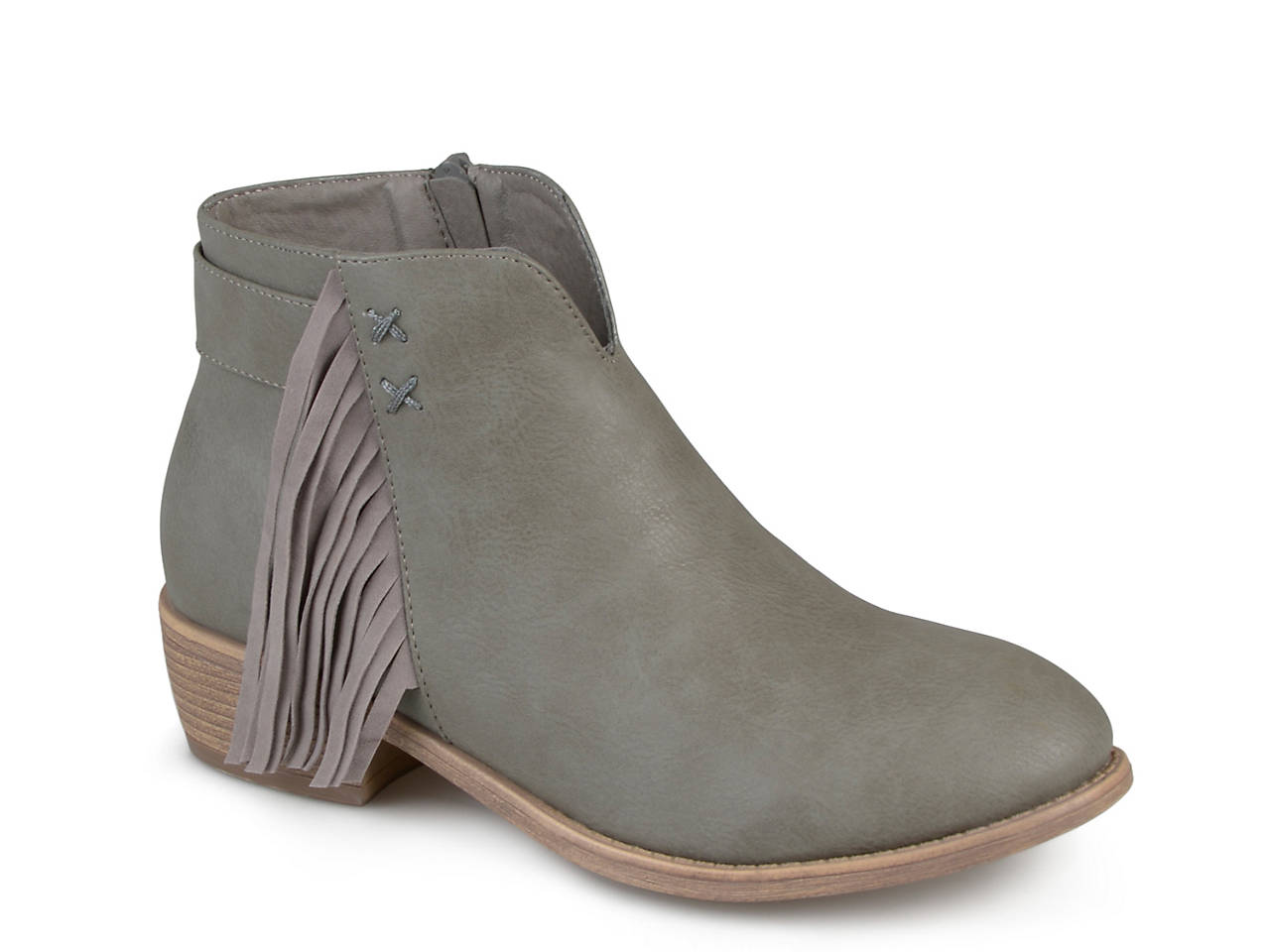17ae94c60 Journee Collection Ansel Western Bootie Women's Shoes | DSW