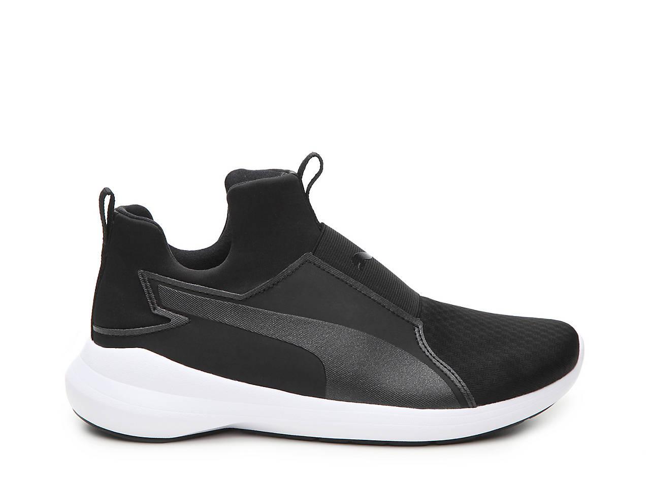 37f31c96ecf85a Puma Rebel Mid Slip-On Training Shoe - Women s Women s Shoes