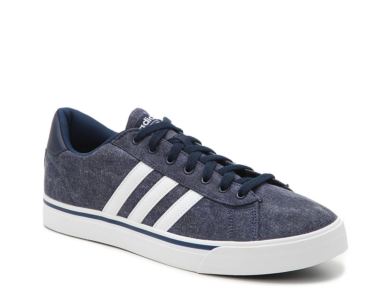 adidas men's cloudfoam super daily sneakers