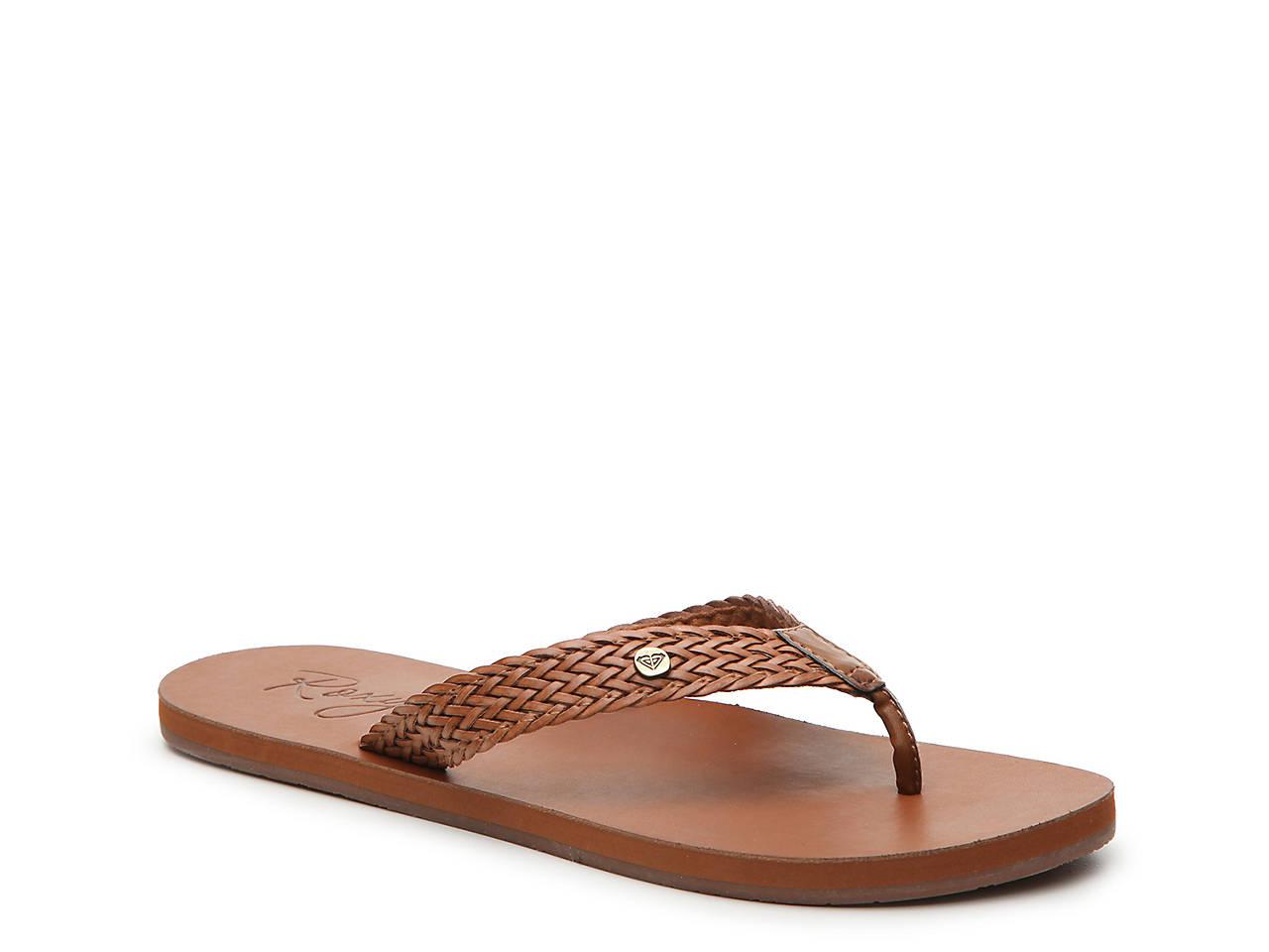 d0d0290c4 Roxy Lola Flip Flop Women s Shoes
